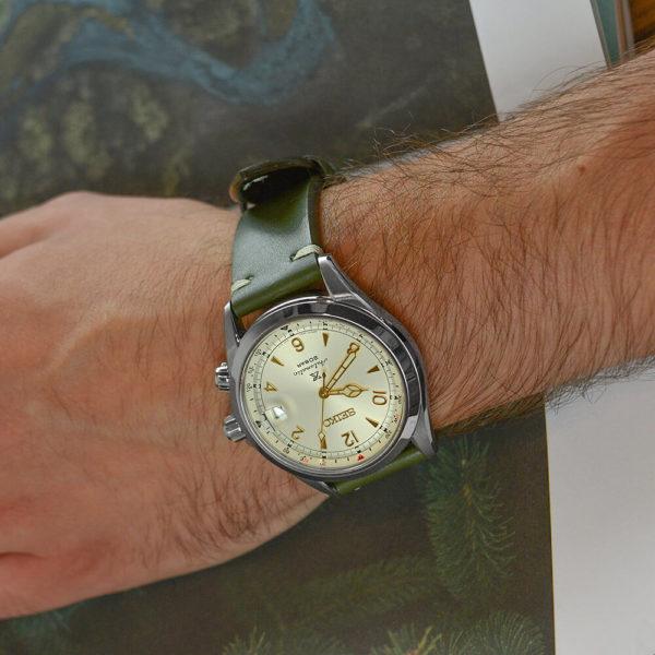Мужские наручные часы SEIKO Prospex Alpinist SPB123J1 - Фото № 10