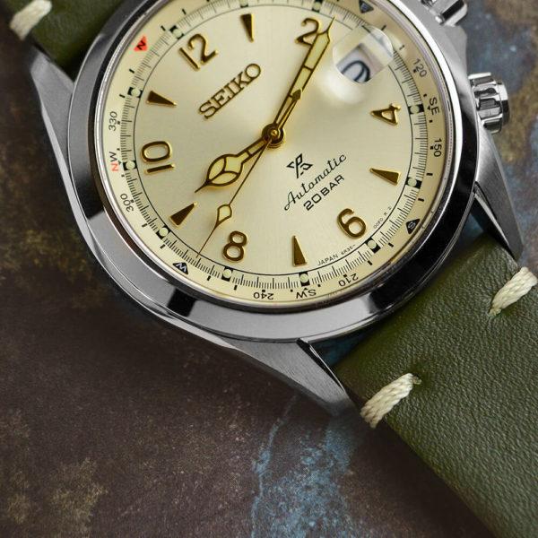 Мужские наручные часы SEIKO Prospex Alpinist SPB123J1 - Фото № 12