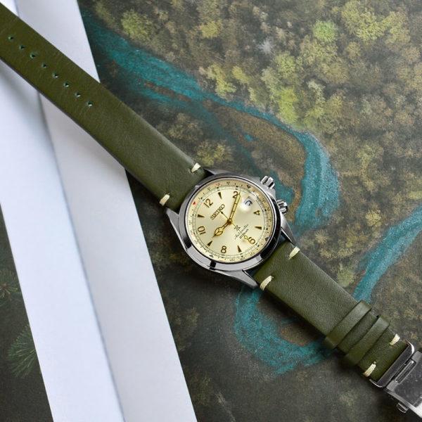 Мужские наручные часы SEIKO Prospex Alpinist SPB123J1 - Фото № 13