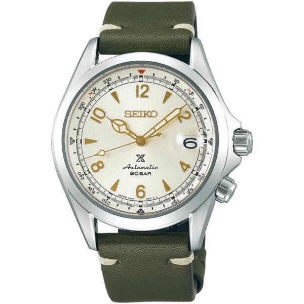 Мужские наручные часы SEIKO Prospex Alpinist SPB123J1 - Фото № 8