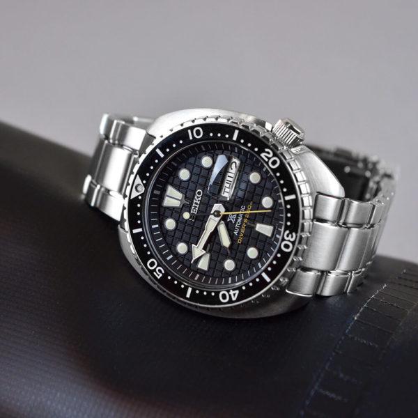 Мужские наручные часы SEIKO Prospex King Turtle SRPE03K1 - Фото № 10