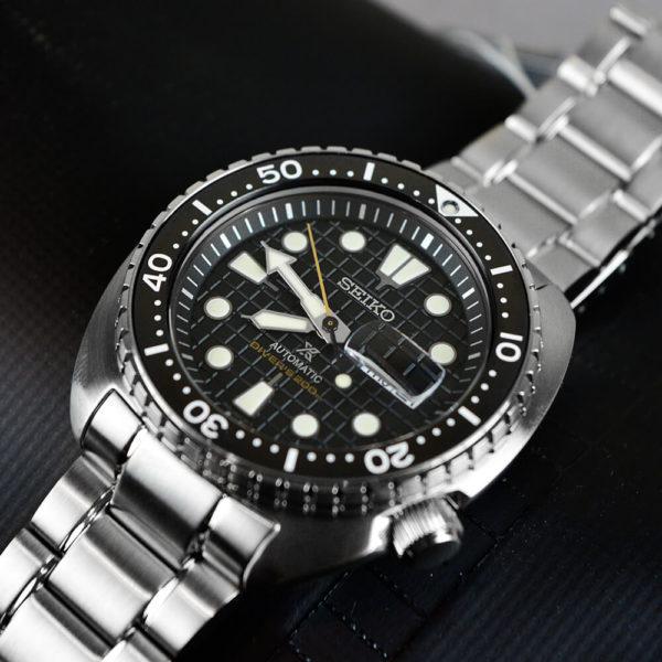 Мужские наручные часы SEIKO Prospex King Turtle SRPE03K1 - Фото № 12