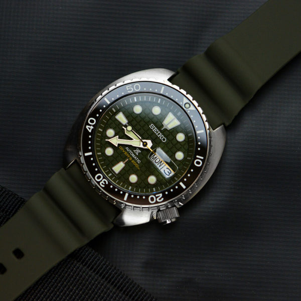 Мужские наручные часы SEIKO Prospex King Turtle SRPE05K1 - Фото № 12