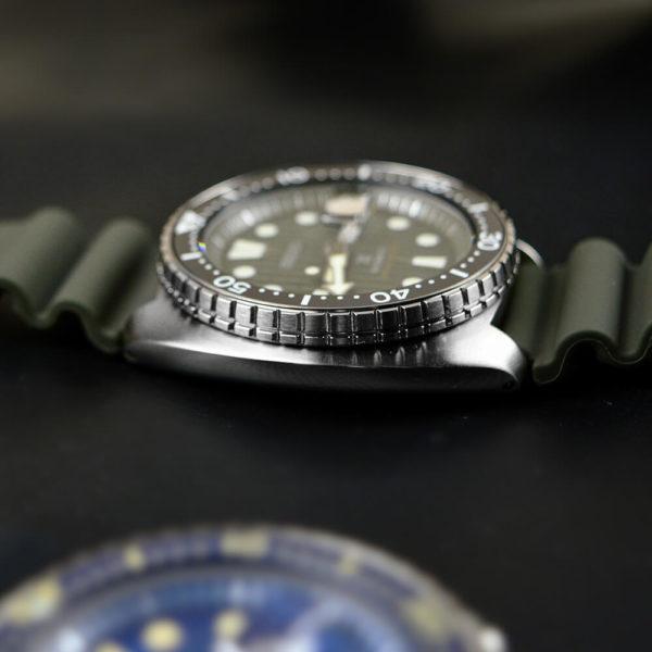 Мужские наручные часы SEIKO Prospex King Turtle SRPE05K1 - Фото № 13