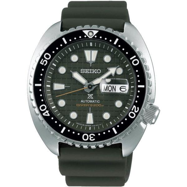Мужские наручные часы SEIKO Prospex King Turtle SRPE05K1 - Фото № 7