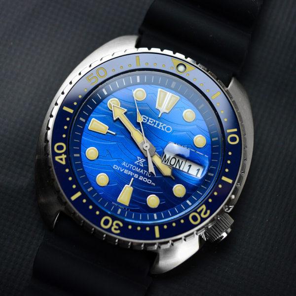 Мужские наручные часы SEIKO Prospex King Turtle SRPE07K1 - Фото № 9