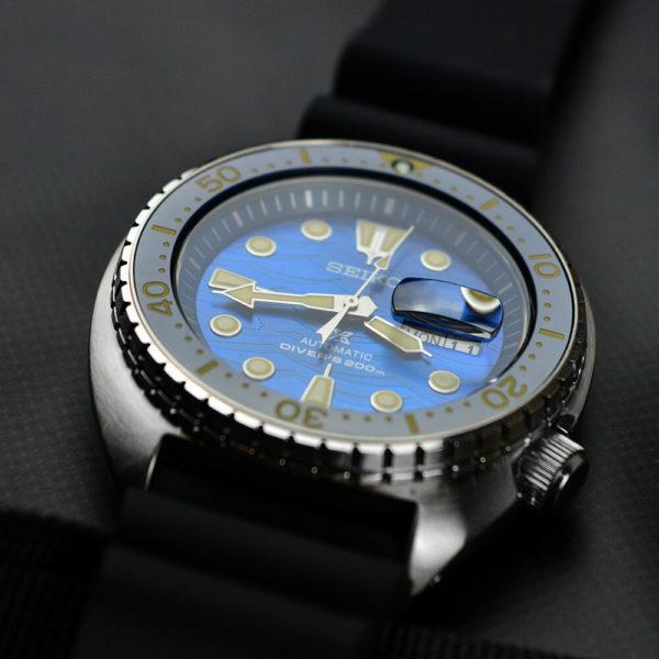 Мужские наручные часы SEIKO Prospex King Turtle SRPE07K1 - Фото № 11