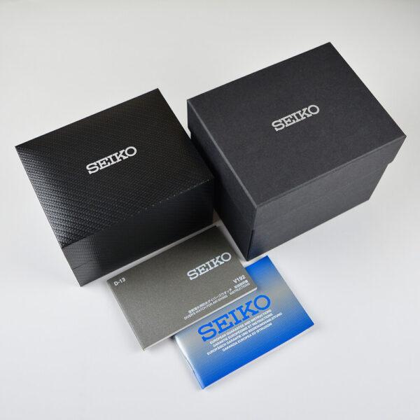 Мужские наручные часы SEIKO Prospex Sumo The Black Series Limited Edition SSC761J1 - Фото № 13