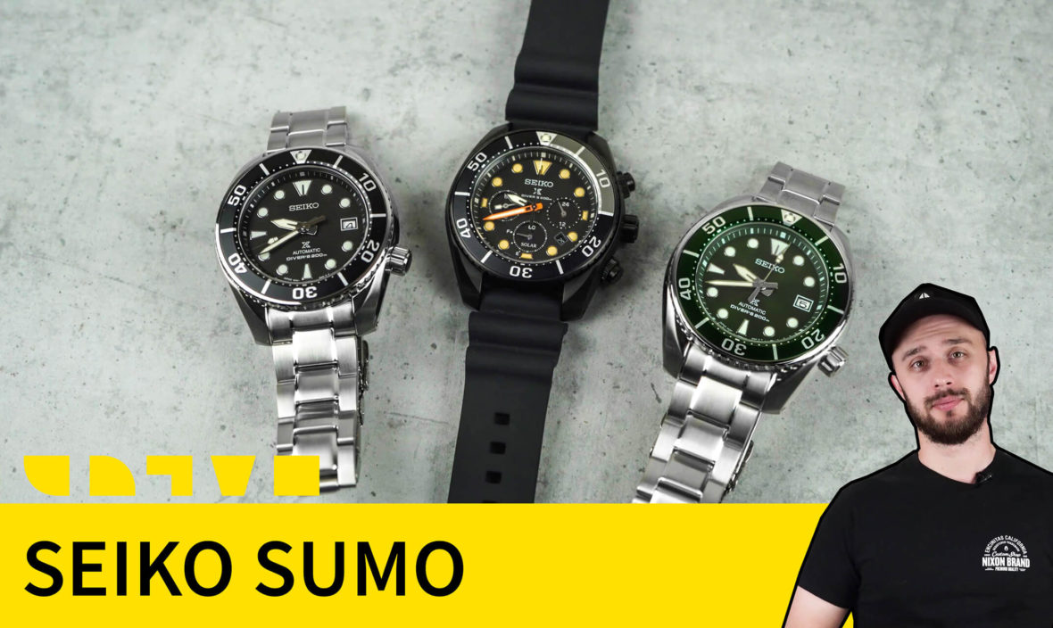 Seiko Prospex Sumo