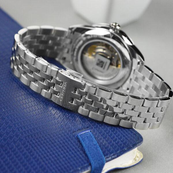 Мужские наручные часы CERTINA Heritage DS-1 Big Date Powermatic 80 C029.426.11.051.00 - Фото № 13