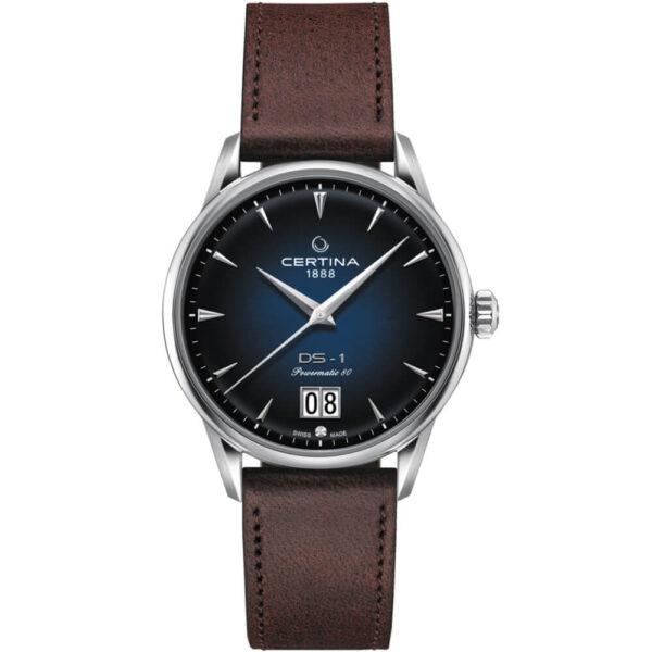Мужские наручные часы CERTINA Urban DS-1 Big Date Powermatic 80 C029.426.16.041.00 - Фото № 7