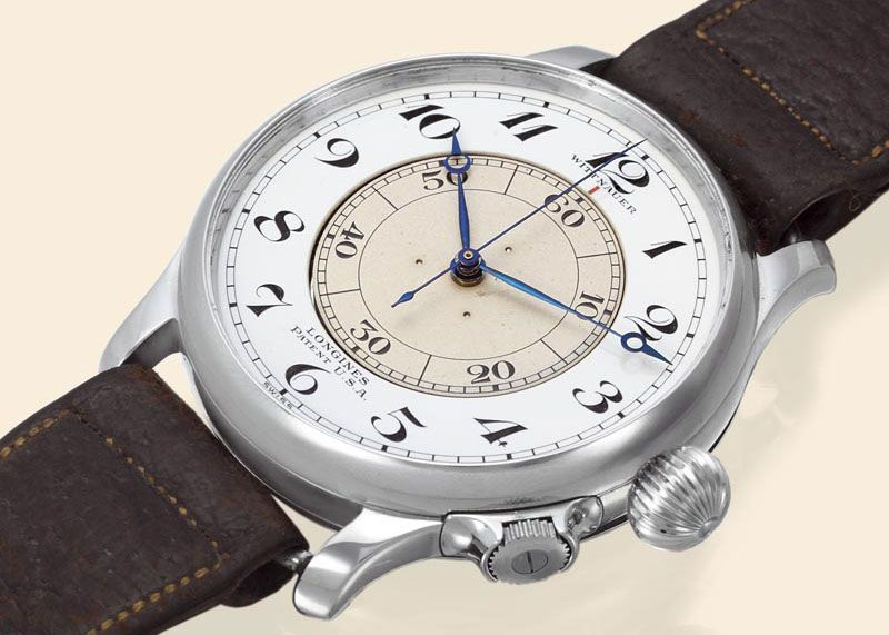 часы Longines Weems