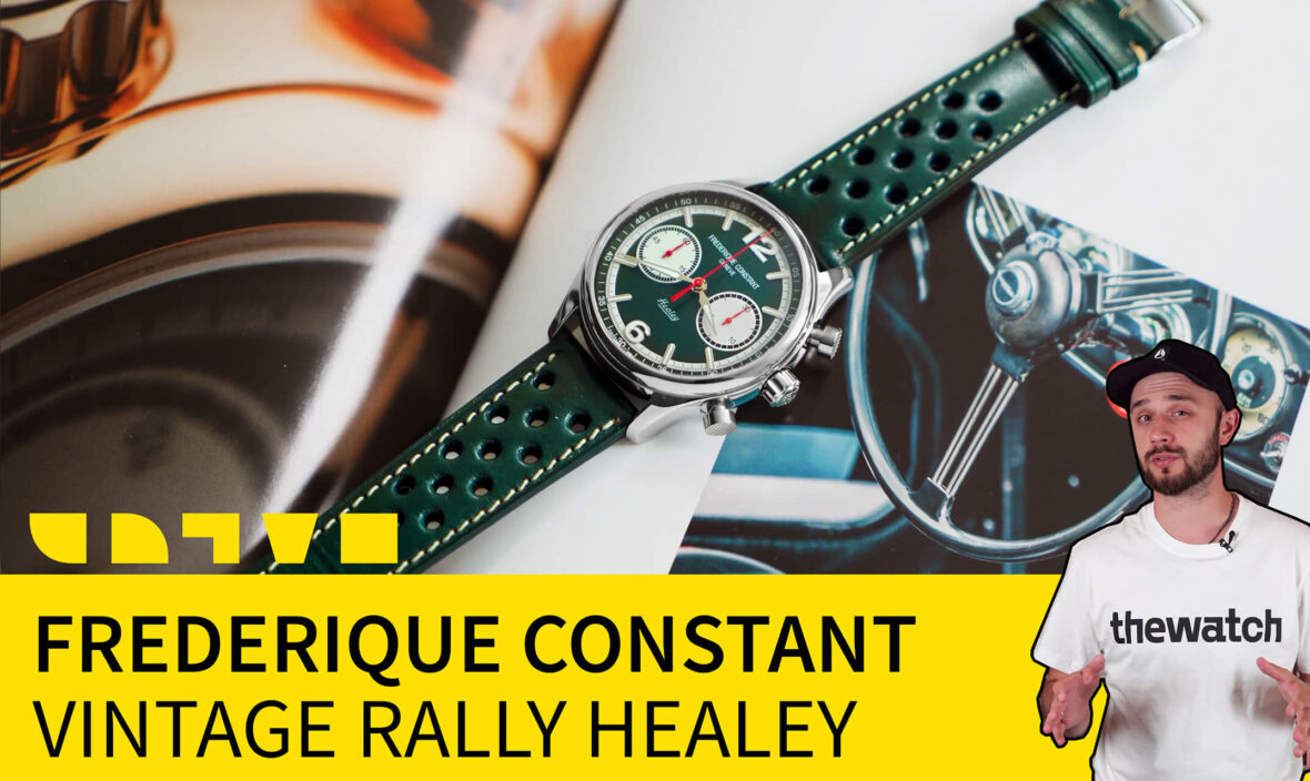 frederique constant vintage rally healey