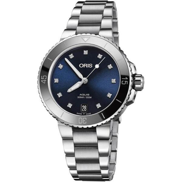 Женские наручные часы ORIS AQUIS 01 733 7731 4195-07 8 18 05P