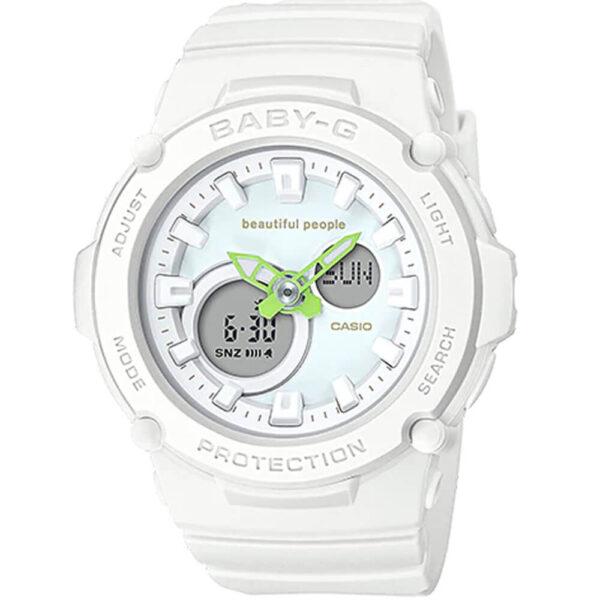 Женские наручные часы CASIO Baby-G BGA-270BP-7ADR