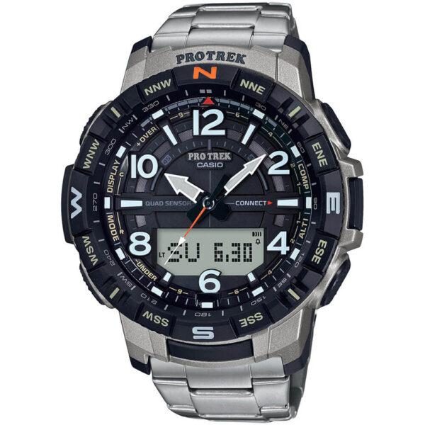 Мужские наручные часы CASIO Pro Trek PRT-B50T-7ER