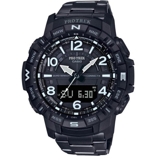 Мужские наручные часы CASIO Pro Trek PRT-B50YT-1ER