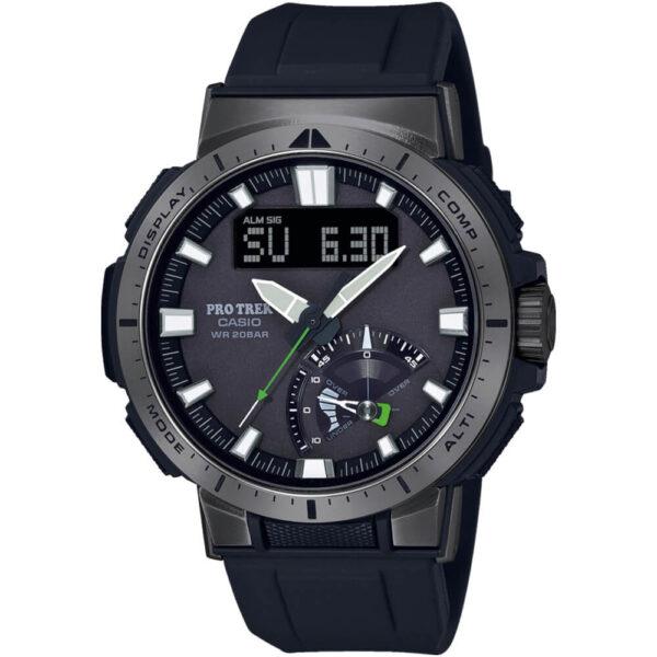 Мужские наручные часы CASIO Pro Trek PRW-70Y-1ER