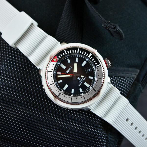 Мужские наручные часы SEIKO Prospex Tuna Street Series SNE545P1 - Фото № 12