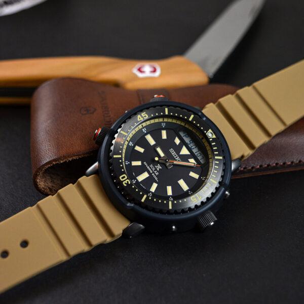 Мужские наручные часы SEIKO Prospex Arnie Urban Safari SNJ029P1 - Фото № 12