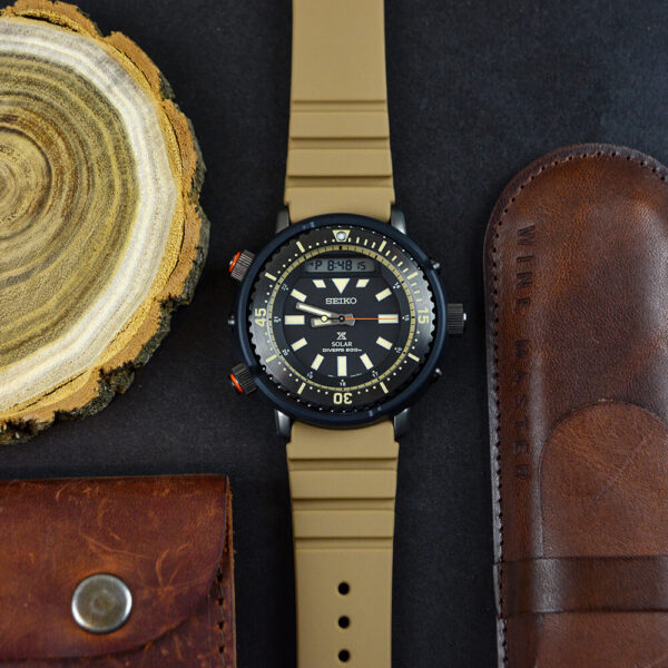 Мужские наручные часы SEIKO Prospex Arnie Urban Safari SNJ029P1 - Фото № 10