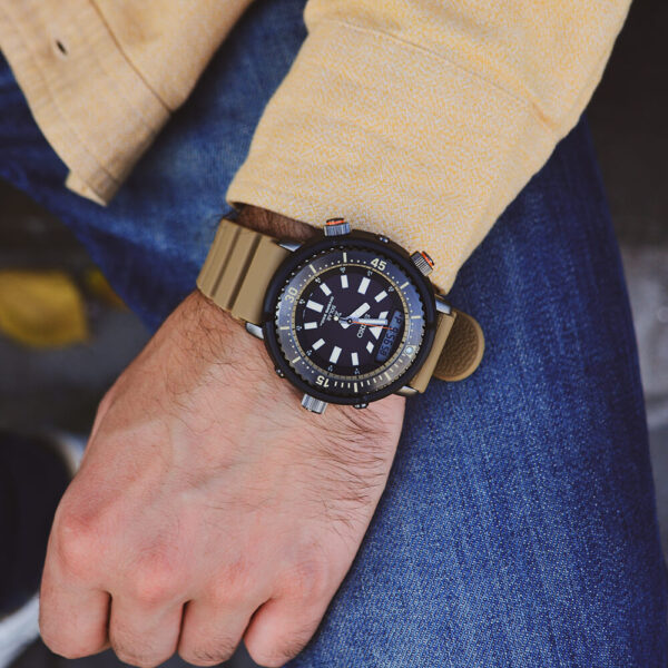 Мужские наручные часы SEIKO Prospex Arnie Urban Safari SNJ029P1 - Фото № 11
