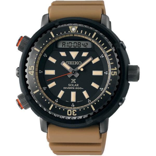 Мужские наручные часы SEIKO Prospex Arnie Urban Safari SNJ029P1 - Фото № 8