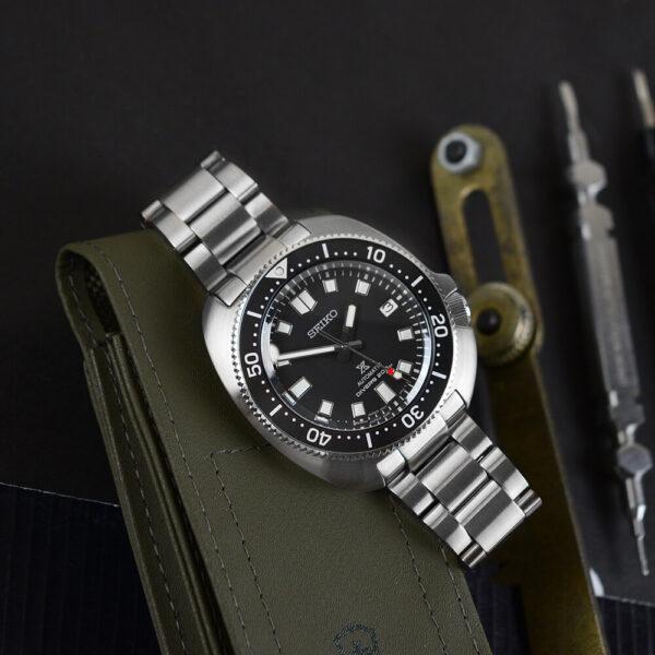Мужские наручные часы SEIKO Prospex Captain Willard SPB151J1 - Фото № 10