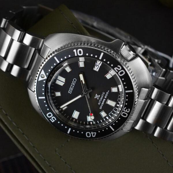 Мужские наручные часы SEIKO Prospex Captain Willard SPB151J1 - Фото № 12