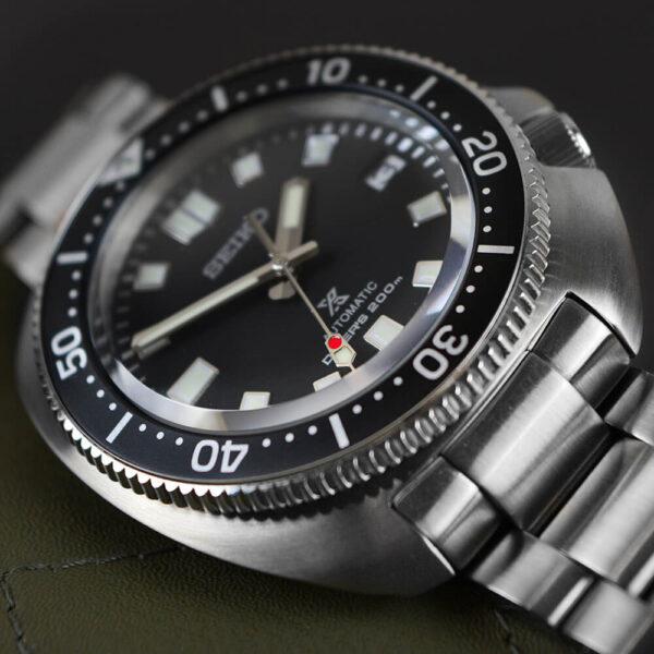 Мужские наручные часы SEIKO Prospex Captain Willard SPB151J1 - Фото № 14