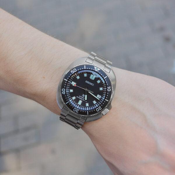 Мужские наручные часы SEIKO Prospex Captain Willard SPB151J1 - Фото № 13