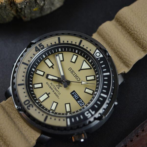 Мужские наручные часы SEIKO Prospex Tuna Street Series Urban Safari SRPE29K1 - Фото № 10