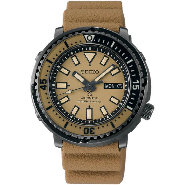 Мужские наручные часы SEIKO Prospex Tuna Street Series Urban Safari SRPE29K1 - Фото № 8