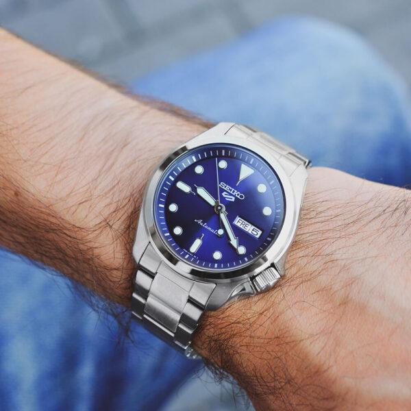 Мужские наручные часы SEIKO Seiko 5 SRPE53K1 - Фото № 10