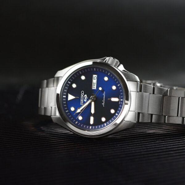 Мужские наручные часы SEIKO Seiko 5 SRPE53K1 - Фото № 14