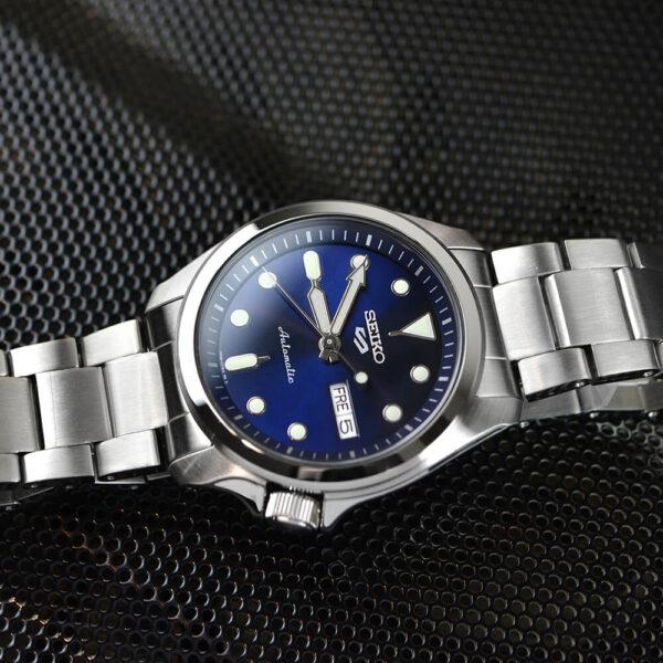 Мужские наручные часы SEIKO Seiko 5 SRPE53K1 - Фото № 11