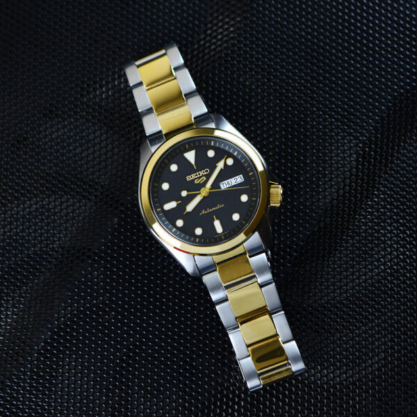Мужские наручные часы SEIKO Seiko 5 SRPE60K1 - Фото № 14