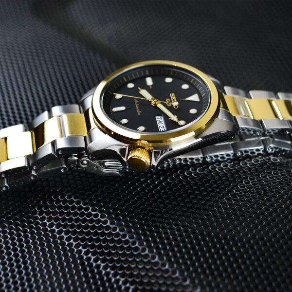 Мужские наручные часы SEIKO Seiko 5 SRPE60K1 - Фото № 13