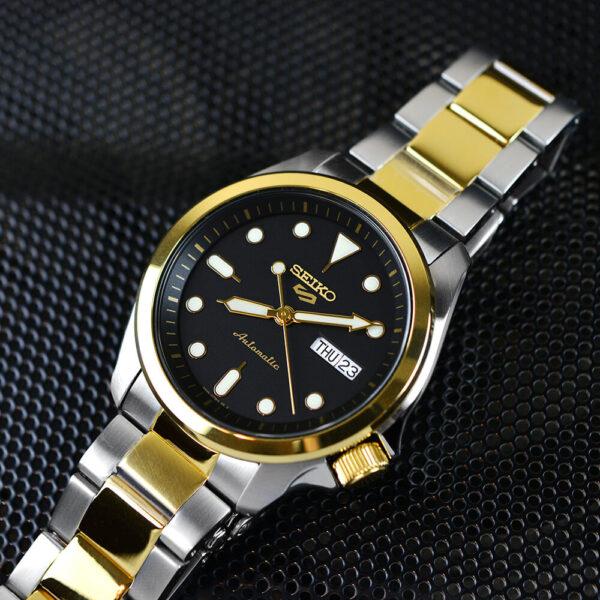 Мужские наручные часы SEIKO Seiko 5 SRPE60K1 - Фото № 11