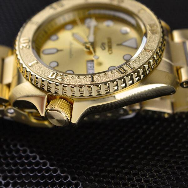 Мужские наручные часы SEIKO Seiko 5 SRPE74K1 - Фото № 14