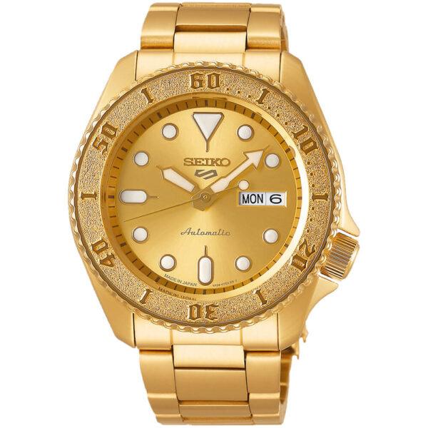 Мужские наручные часы SEIKO Seiko 5 SRPE74K1 - Фото № 8