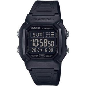 Часы Casio W-800H-1BVES