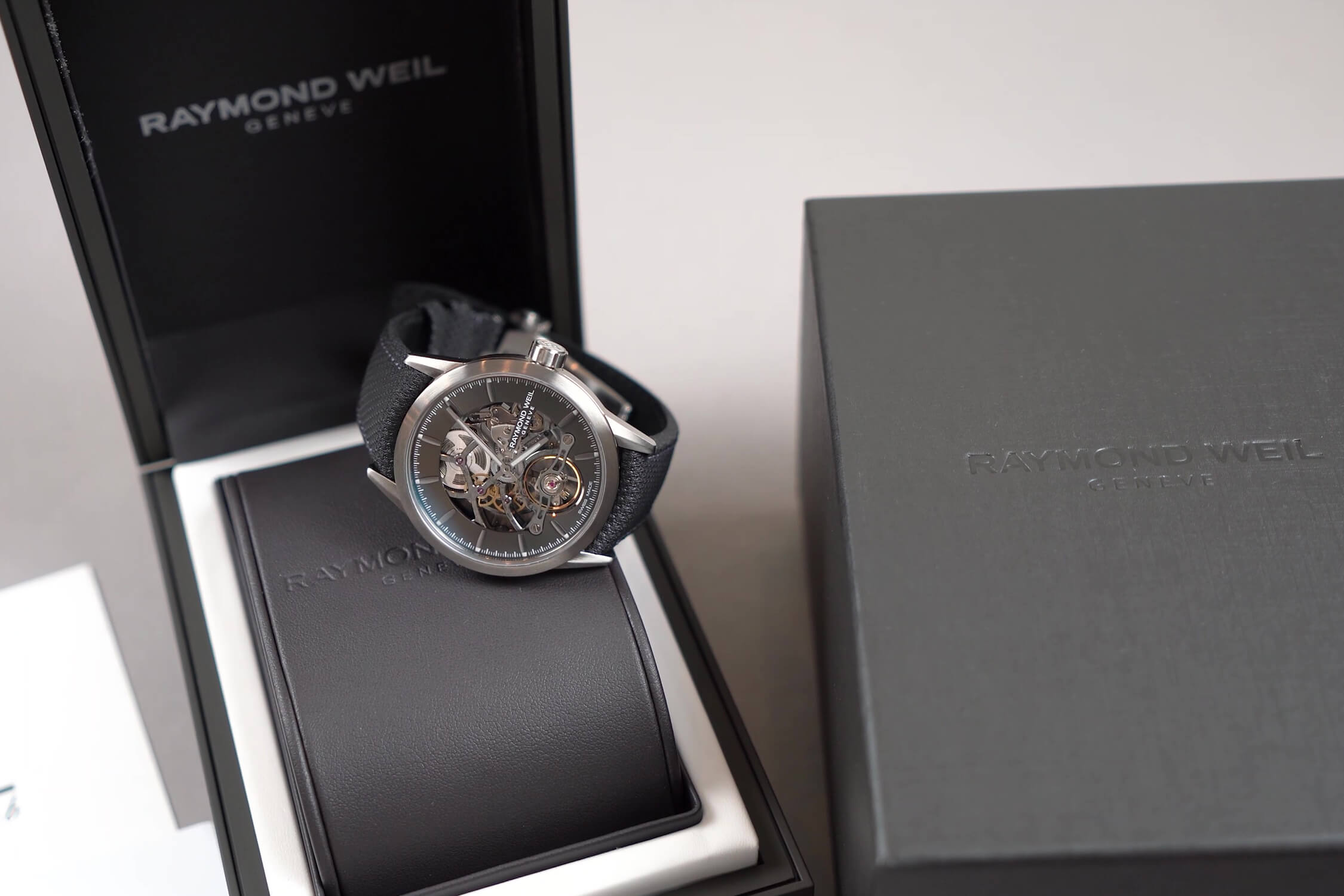 RAYMOND WEIL Freelancer Limited Edition 2785-TIC-60001