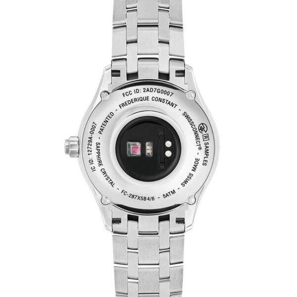 Мужские наручные часы FREDERIQUE CONSTANT Smartwatch Vitality FC-287N5B6B - Фото № 8