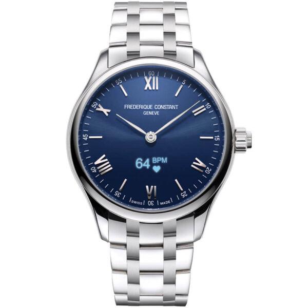 Мужские наручные часы FREDERIQUE CONSTANT Smartwatch Vitality FC-287N5B6B - Фото № 5