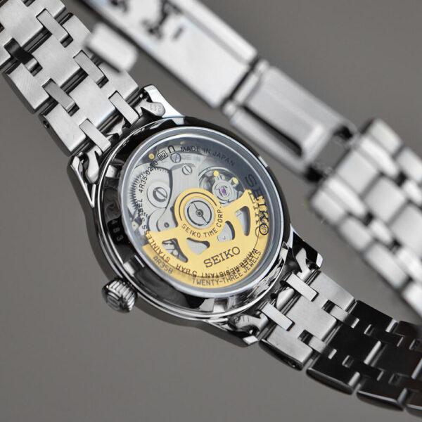 Женские наручные часы SEIKO Presage Cocktail Time Cosmopolitan SRP839J1 - Фото № 14