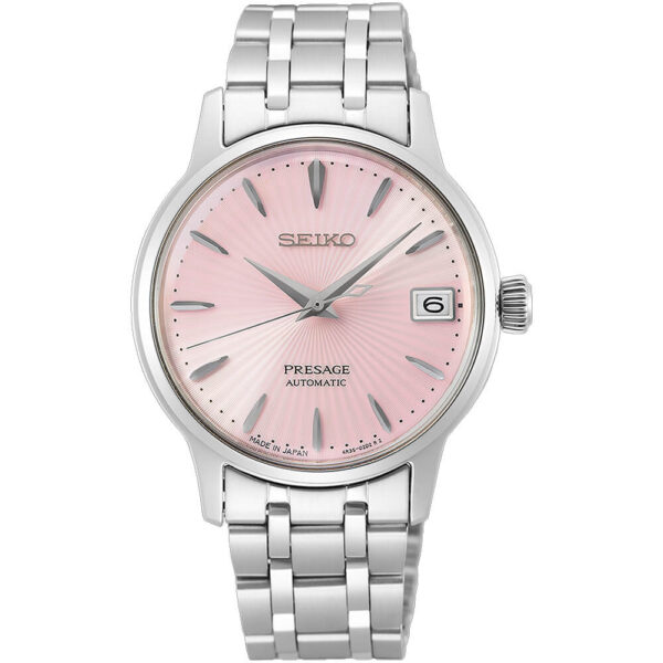 Женские наручные часы SEIKO Presage Cocktail Time Cosmopolitan SRP839J1 - Фото № 8