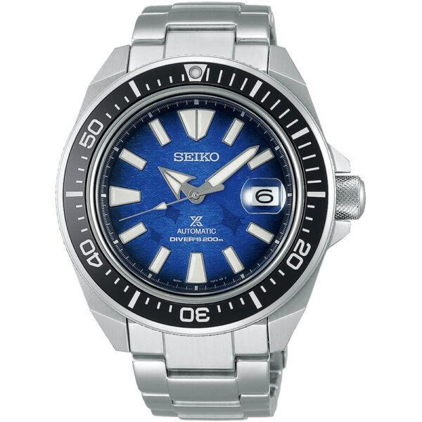 Мужские наручные часы SEIKO Prospex King Samurai Save the Ocean Manta Ray SRPE33K1 - Фото № 9