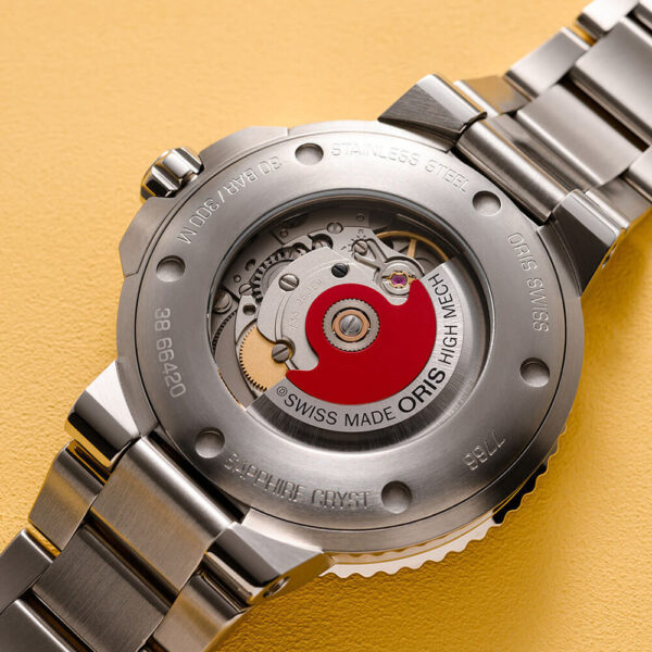Мужские наручные часы ORIS AQUIS 01 733 7766 4135-07 8 22 05PEB - Фото № 10