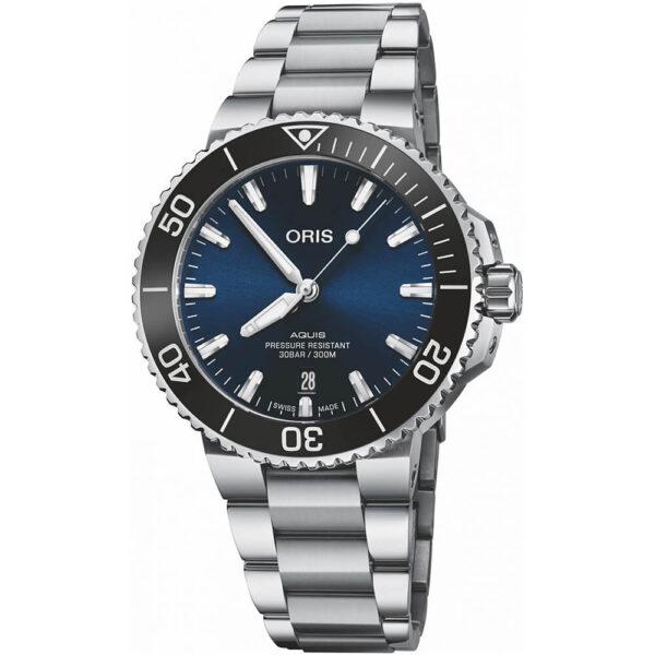 Мужские наручные часы ORIS AQUIS 01 733 7766 4135-07 8 22 05PEB - Фото № 6